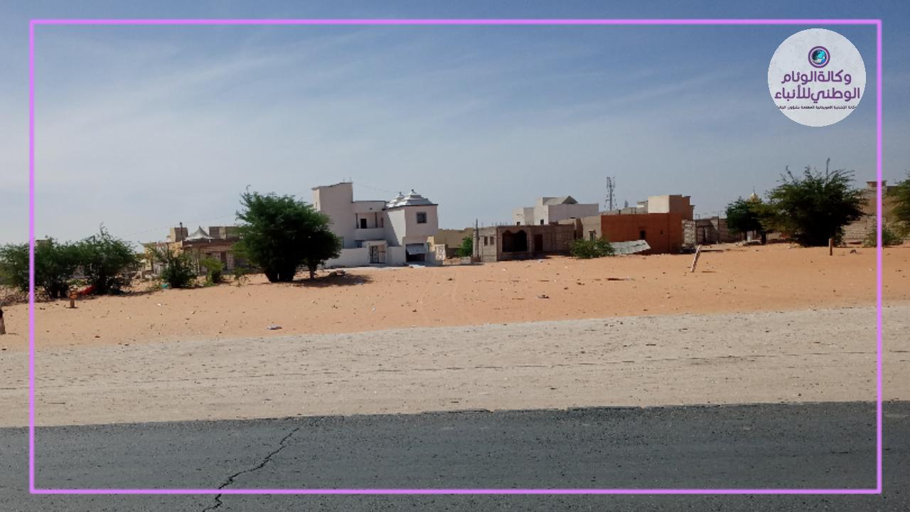 الأحياء السكنية على الجانب الثاني لشارع المقاومة