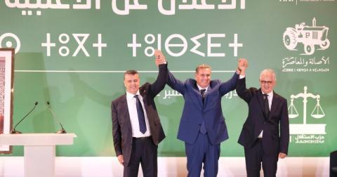 رئيس الحكومة المغربية المكلف يعلن عن اختيار اغلب اعضاء حكومته