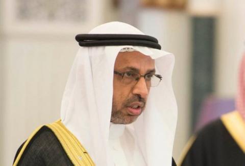 الدكتور هزاع بن زبن المطيري سفير السعودية في موريتانيا