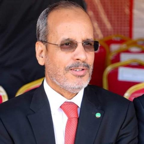تدونة وزير التهذيب الوطني عن الدكتور محمد المختار ولد ابَّاه