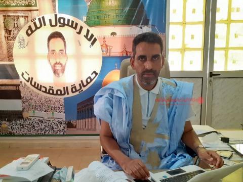 النائب البرلماني محمد بوي ولد الشيخ محمد فاضل ـ الوئام